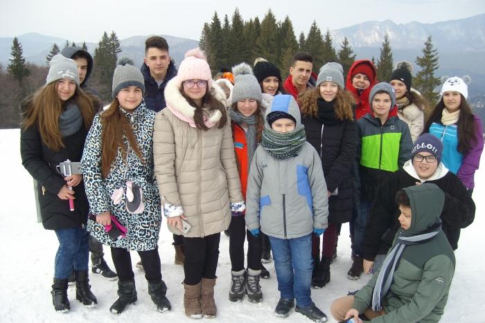 Excursie Predeal clasa a VIII-a B